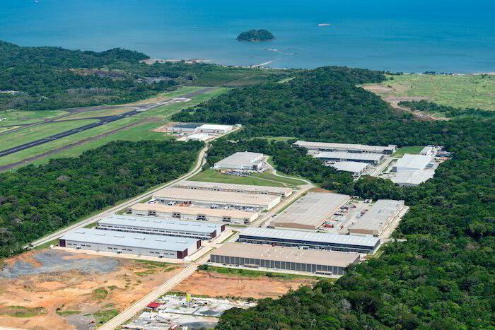 Panamá Pacifico | Bodegas
