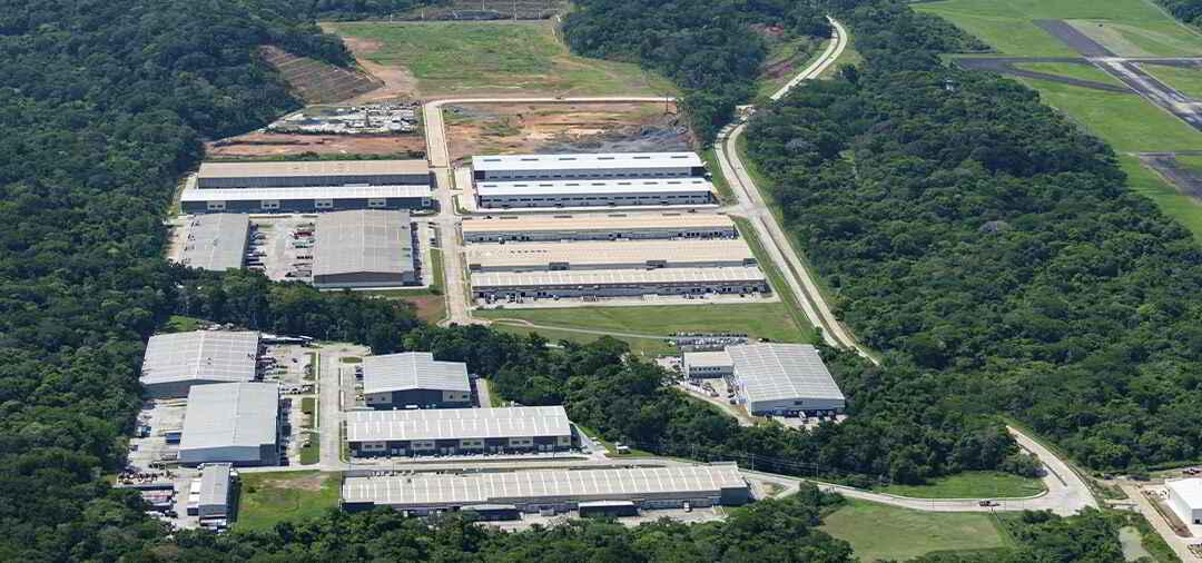 Panamá Pacifico | Retail - Bodegas