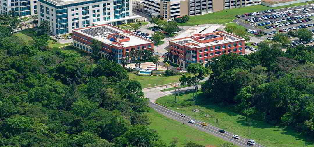 Panamá Pacifico | Retail - Edificio LEED