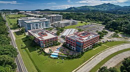 International Business Park, PanAmerica Corporate Center