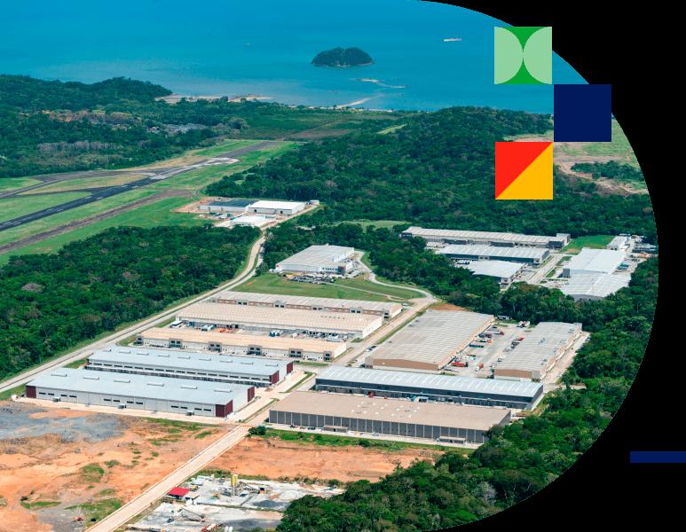Panamá Pacífico Bodegas