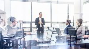 Comunicación efectiva con empleados