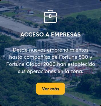 Panamá Pacífico Acceso