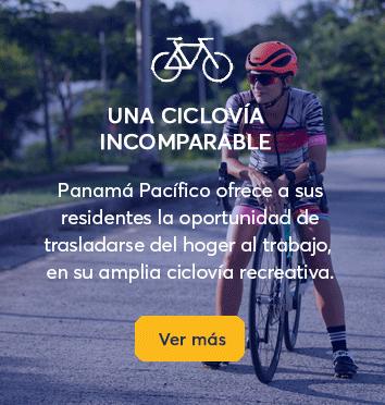 Panamá Pacífico Ciclovía