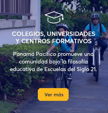 Panamá Pacífico Colegios