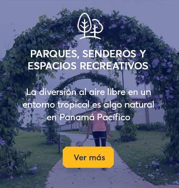 Panamá Pacífico Parques y Senderos